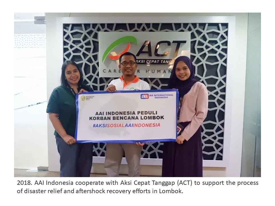 2018 - CSR AAI ID 02