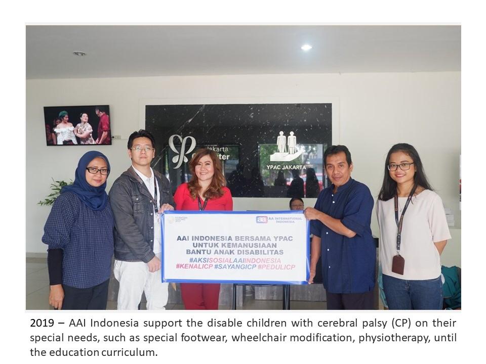 2019 - CSR AAI ID